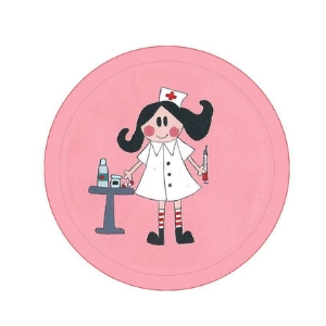 badge infirmiere le neubourg