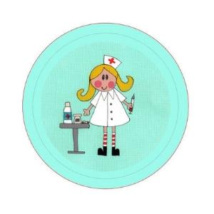 badge infirmiere nantes