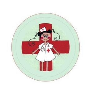 badge infirmiere verneuil d'avre et d'iton