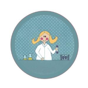 badge infirmiere laboratoire