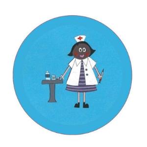 badge infirmiere seine maritime